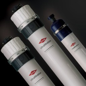 Ultrafiltration modules